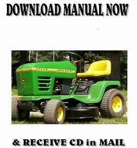John Deere 1023e 1025r 1026r Compact Tractor Technical