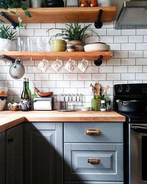 instagrams brightest smallspacestar style kitchen