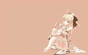 Saber Lily - Fate Stay Night Wallpaper (24684652) - Fanpop
