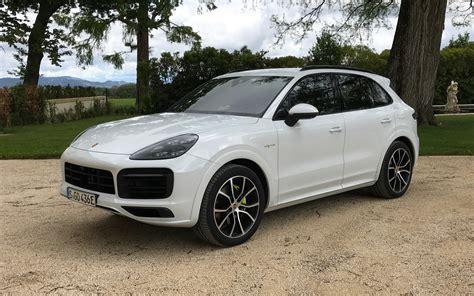 Porsche Cayenne Photo by Porsche Cayenne E Hybrid 2019 455 Chevaux 233 Lectrifi 233 S