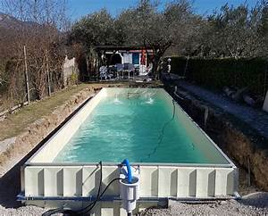 Günstig Pool Bauen : conzero rechteck poolakademie der pool shop f r den eigenbau des heimischen pools ~ Markanthonyermac.com Haus und Dekorationen