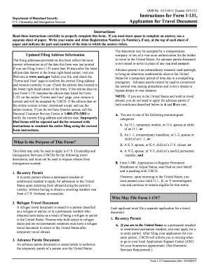 download form i 131 application travel document application form application form i 131
