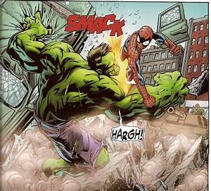 Spider-Man Vs She Hulk - Battles - Comic Vine