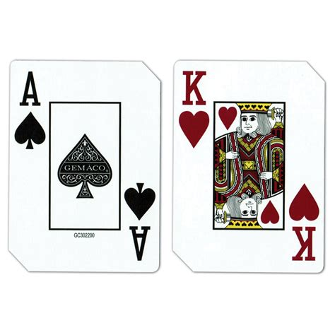 Maybe you would like to learn more about one of these? Single Deck Used in Casino Playing Cards - Venetian