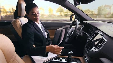 volvo autonomous cars media interface intellisafe auto