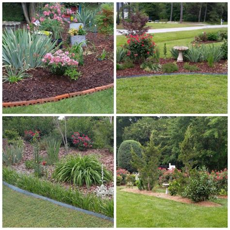 types of lawn edging summer garden tips to keep your lawn garden beds looking great in spite of the heat