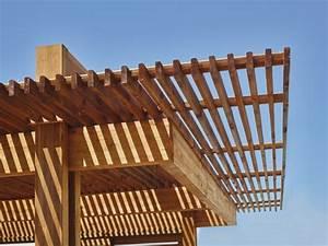 Prix Bois Terrasse Classe 4 : 615001260 pergola bois manea grande en pin classe 4 marron ~ Premium-room.com Idées de Décoration