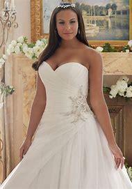 Mori Lee Plus Size Wedding Dresses