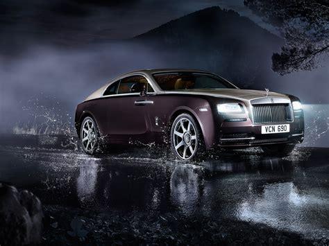 Rolls Royce Car : Wraith Overview