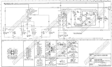 turn signal switch diagram    ford truck