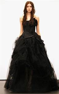 vera wang black wedding dress fashion pinterest With vera wang black wedding dress