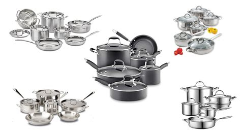 cookware sets pans consumer reports pots buying guide