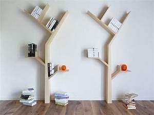 étagères Murales Design : tag re murale la modernit en quelques exemples ~ Teatrodelosmanantiales.com Idées de Décoration