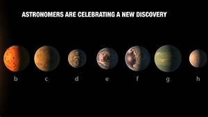 NASA Need Your Suggestions For The Names Of 7 Newly ...