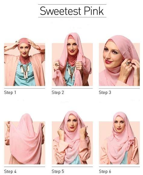 hijab tutorial  proper chest coverage hijabiworld