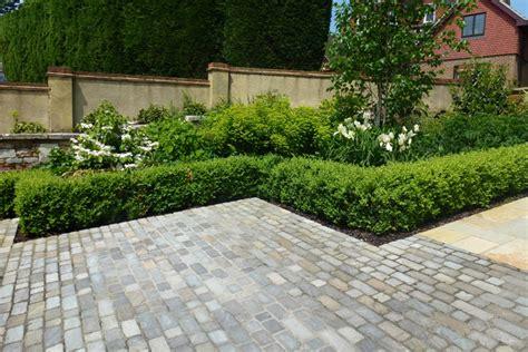 paving designs for front gardens complete redesign of front garden chislehurst millhouse landscapes