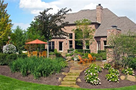Landscaped Backyards Pictures by Backyard Ideas Landscape Design Ideas Landscaping Network