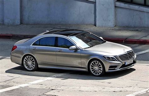 All Latest Things The New Mercedesbenz Sclass