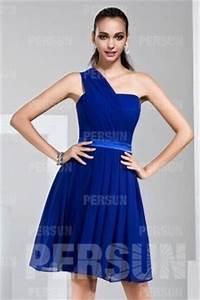 Robe Bleu Demoiselle D Honneur : robe demoiselle d 39 honneur bleu pas cher vente en ligne ~ Dallasstarsshop.com Idées de Décoration