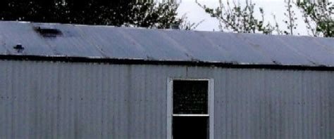 Diy Mobile Home Roof Repair  Bestofhousenet  #44854
