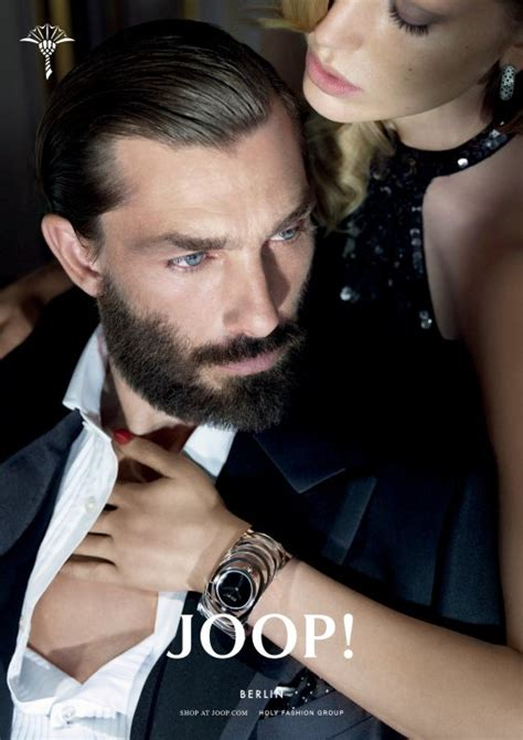 joop fall winter campaign