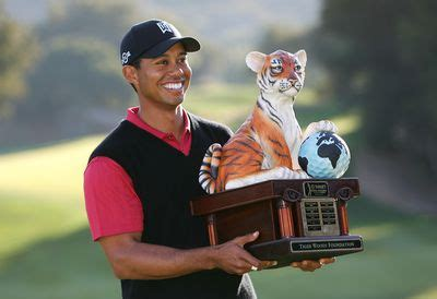 How Much Does Tiger Woods Practice Golf? (Hint: A Lot!)