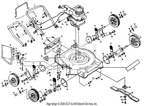 Poulan Mower Wiring Diagram by 01 Honda 300ex Parts Honda Wiring Diagram Images