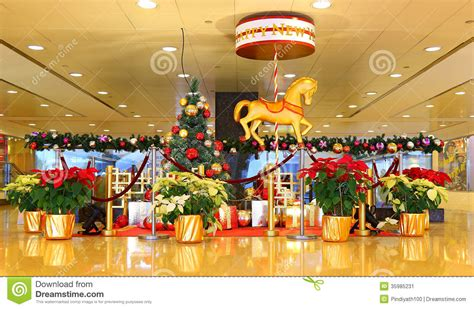 christmas and new year decoration stock image image