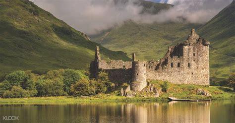 oban glencoe highland lochs  castles day   glasgow klook philippines