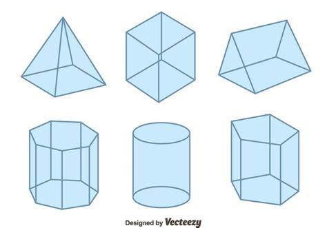 Bild Geometrische Formen by 3d Geometrische Formen Vektor Kostenlose Vektor Kunst