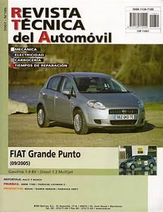 Manual Taller Fiat Grande Punto Pdf  62 5 Mb