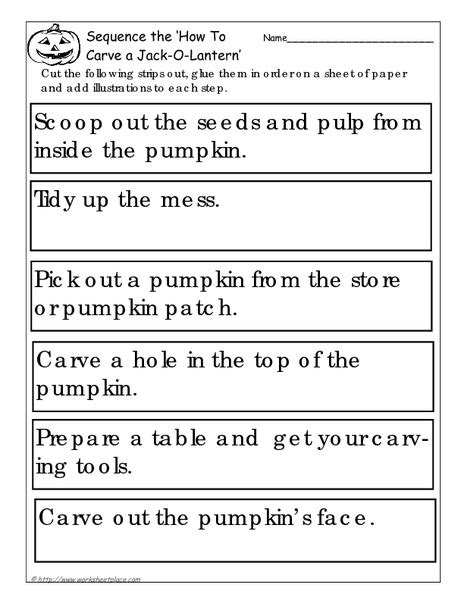 sequence of events worksheets grade 2 worksheets for all