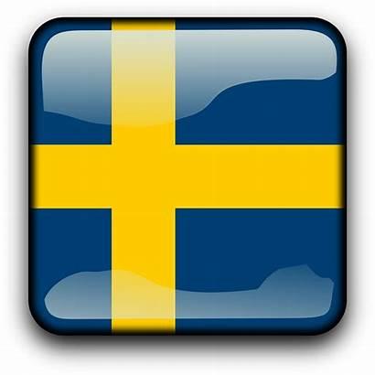 Sweden Flag Country Gratis Svenska Suecia Flaggan
