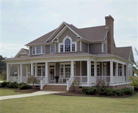 single house plans with wrap around porch wrap around porch homes
