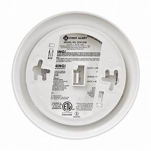 Wired Smoke Detectors  U0026 Carbon Monoxide Alarms With
