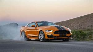 SIXT Brings Exclusive Supercharged Shelby Mustang to the Streets