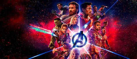 avengers infinity war tonitruant jusquau vertige sans