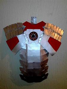 Iron man Mark 5 chest piece (Finished) by UnknownEmerald ...