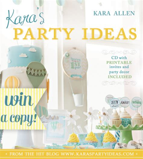 Kara's Party Ideas Kara's Party Ideas Book Archives Kara