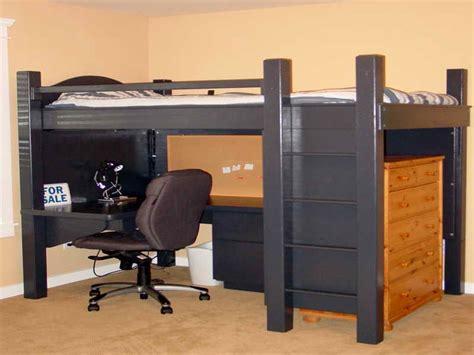 loft bed with desk underneath bedroom loft bed with desk underneath plans married