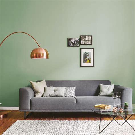 Wandfarbe Pastell Mint by Der Natur Inspiriert Farbtrend Gr 252 N Und Gelb