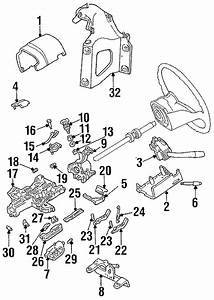 Ford Bronco Steering Column Wiring Guide  Villager  W  O