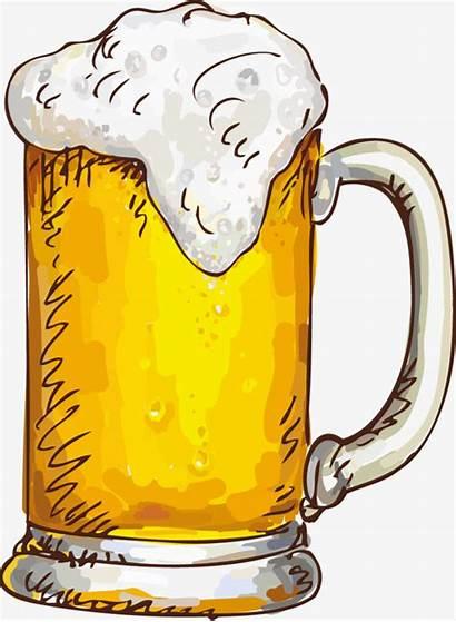 Beer Mug Clipart Cup Transparent Cerveza Clip