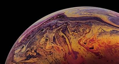 Iphone Xr Xs Bubble Wallpapers Planet Bubbles