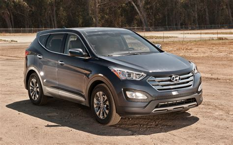 Hyundai Debuts All-new 2013 Santa Fe At La Auto Show