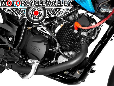 Motorcycle Engine Cooling System