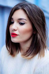Coupe Cheveux Carré Mi Long : cheveux carr mi long oh moving ~ Melissatoandfro.com Idées de Décoration