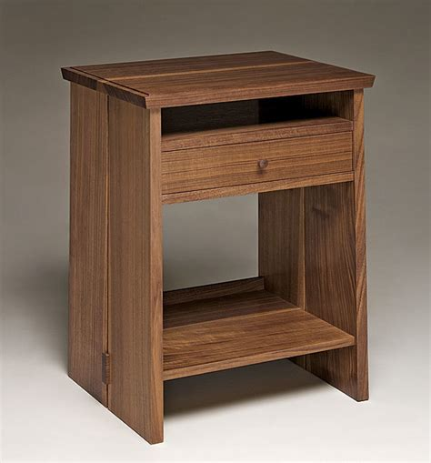 build  nightstand finewoodworking