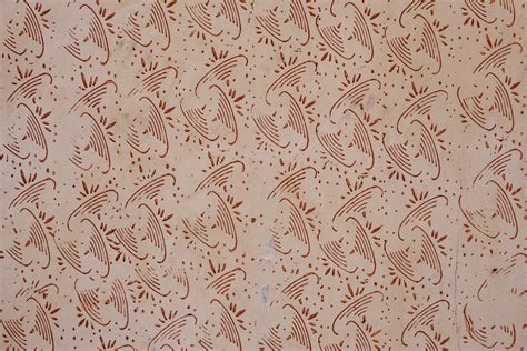 Wand Vintage Streichen by Vintage Eastern Wall Pattern Paint