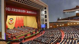 China's top political advisory body starts annual session ...